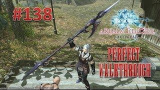 Final Fantasy XIV A Realm Reborn Perfect Walkthrough Part 138 - A Relic Reborn (Gae Bolg)