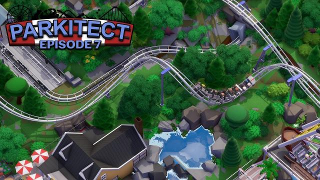 Parkitect: Marble Mountain Express - EP 7 -