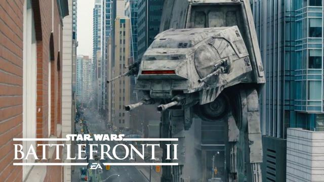 Star Wars Battlefront II - 'Rivalry' Live-Action Trailer
