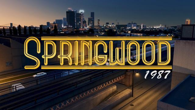 Cities Skylines: Springwood Returns