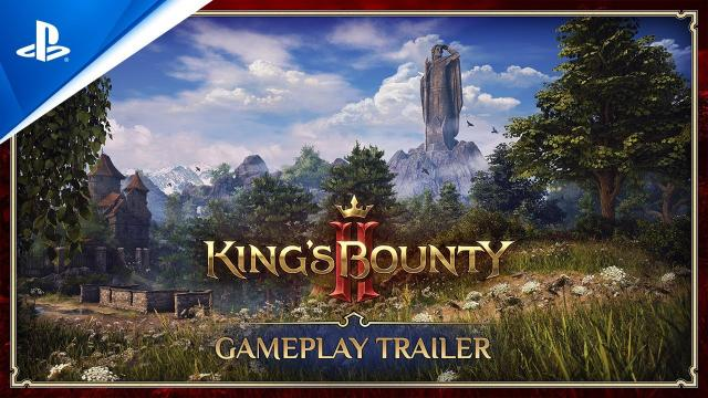 King's Bounty II - Official Gameplay Trailer | PS4