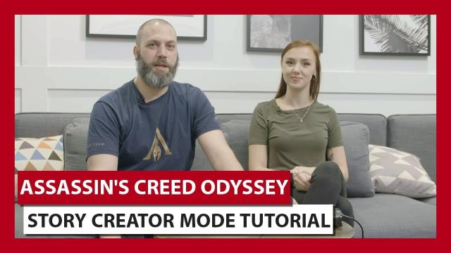 ASSASSIN'S CREED ODYSSEY: STORY CREATOR MODE TUTORIAL