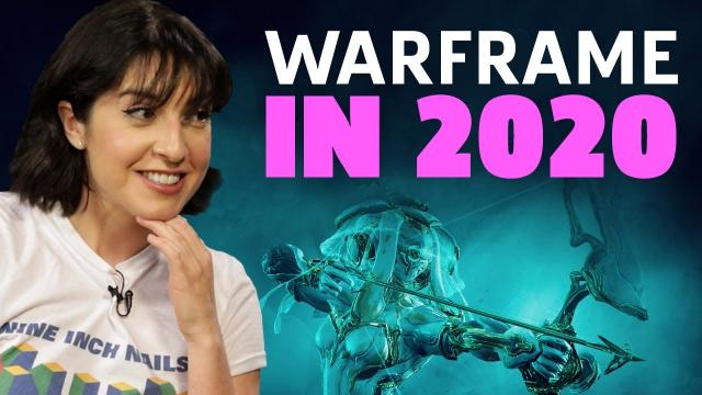 How Warframe Plans To Improve In 2020