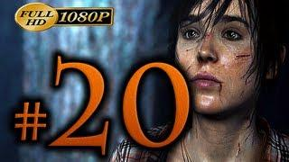Beyond Two Souls - Walkthrough Part 20 [1080p HD] - No Commentary