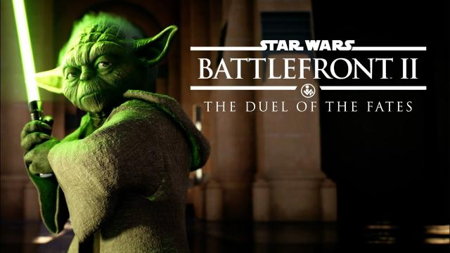 Star Wars Battlefront 2 - The Duel Of Fates [4K]