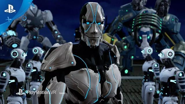 Scraper: First Strike - Launch Trailer | PS VR