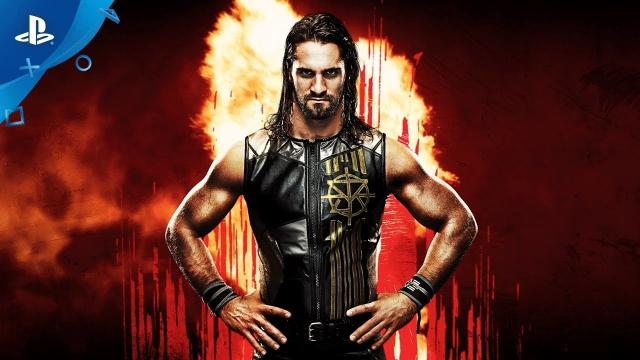WWE 2K18 - Launch Trailer | PS4