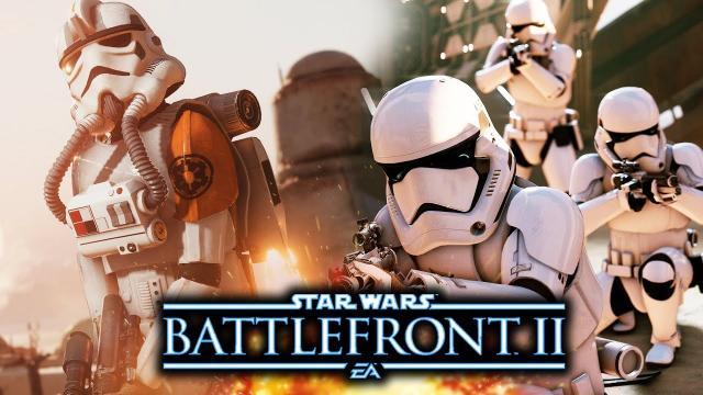 Star Wars Battlefront 2 - NEW SINGLE PLAYER DLC! DLC Between Seasons? Conquest Mode Replies!