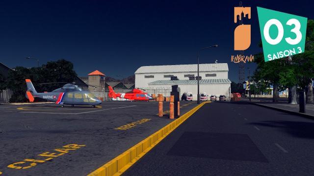 Cities Skylines - Episode 03 | Aubegnar : Port & Centre de Secours Maritime