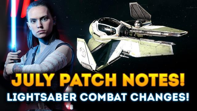 August DLC FULL PATCH NOTES! Clone Trooper Skins, Hero Changes