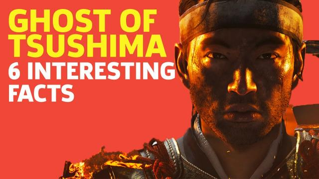 Ghost Of Tsushima - 6 Interesting Facts You May Not Know