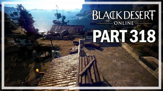 Black Desert Online - Dark Knight Let's Play Part 318 - Drieghan Knowledge