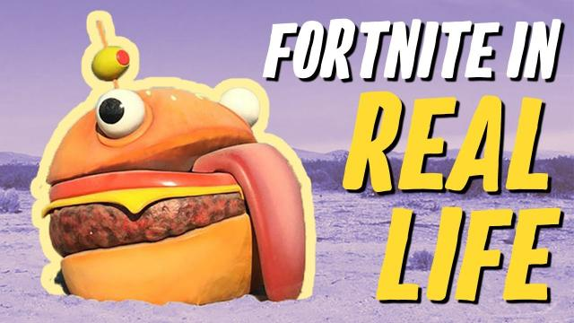 How Fortnite and the Real World Collided for a Spectacular ARG