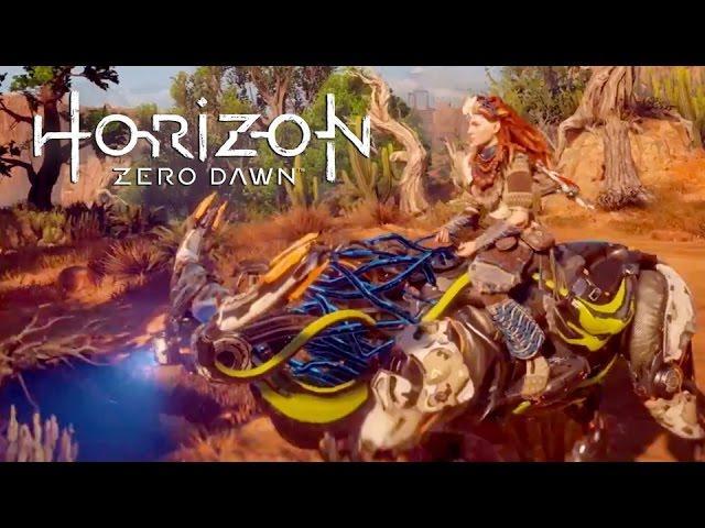 Horizon: Zero Dawn - Official Explore The Wild Trailer