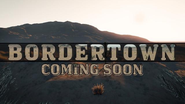 Cities Skylines: Bordertown Trailer