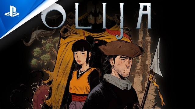 Olija - Teaser Trailer | PS4