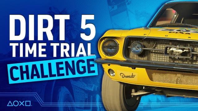 Dirt 5 - PS5 Gameplay