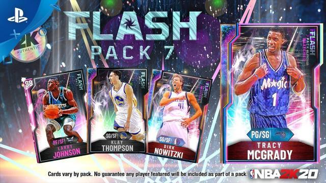 NBA 2K20 - MyTEAM: Flash Pack 7 | PS4