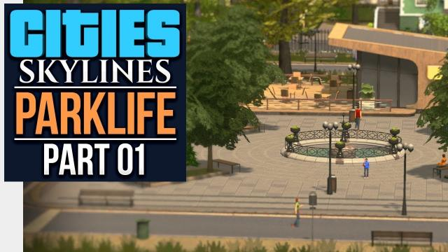 Cities: Skylines Parklife | WELCOME TO NERDCREST (#1)