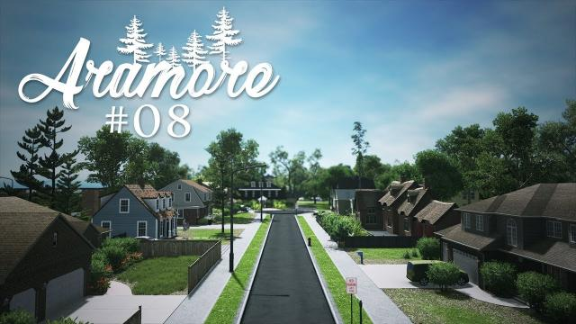 Cities Skylines: Aramore (Episode 8) - Suburbs!