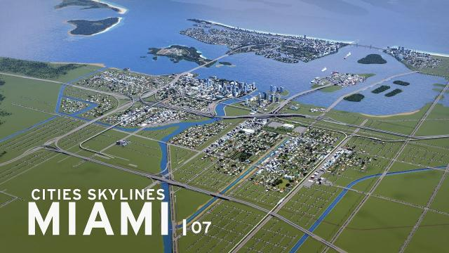 Problems With Zoning - Cities Skylines: Miami Ep 7