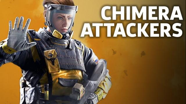 Rainbow Six Siege Operation Chimera's New Attackers