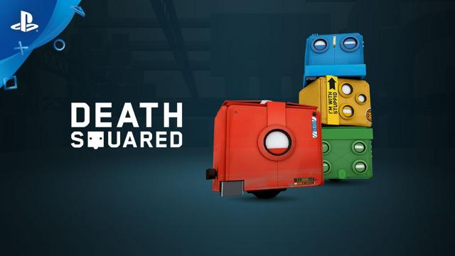Death Squared - Announcement Trailer | PS4