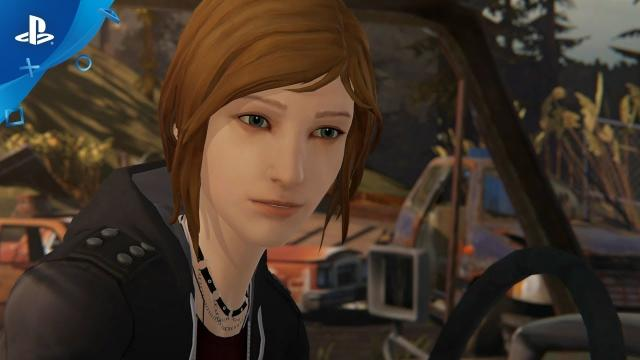 Life is Strange: Before the Storm Ep 2 Trailer   PS4