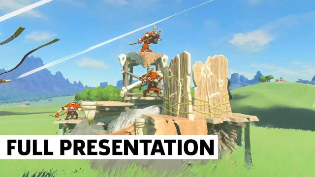The Legend of Zelda: Breath of the Wild 2 Full Presentation | Nintendo E3 2021