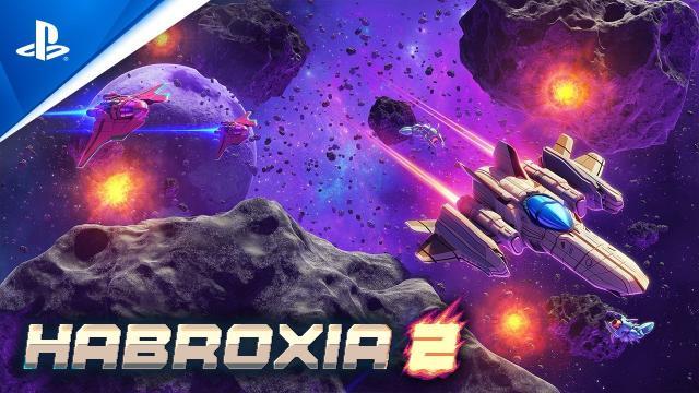 Habroxia 2 - Release Date Trailer | PS, PS Vita
