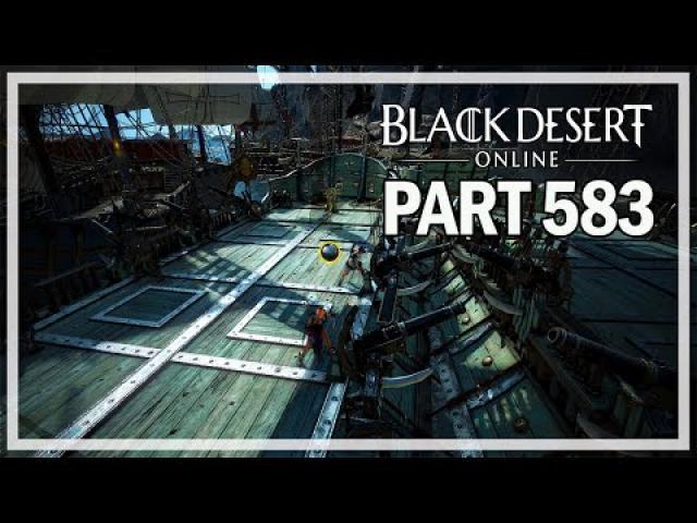 Black Desert Online - Dark Knight Let's Play Part 583 - Very Hard Rift Bosses
