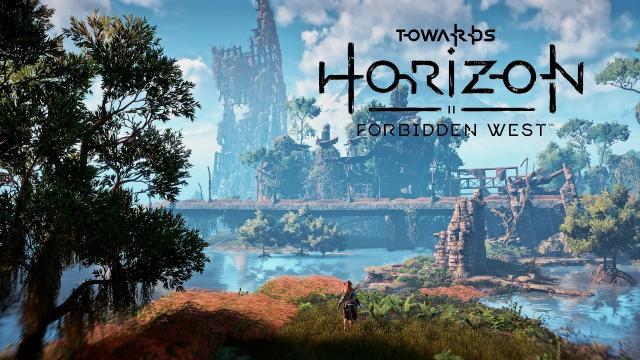 Towards Horizon Forbidden West [4K PC]