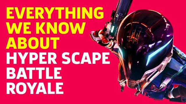 Hyper Scape - Everything We Know
