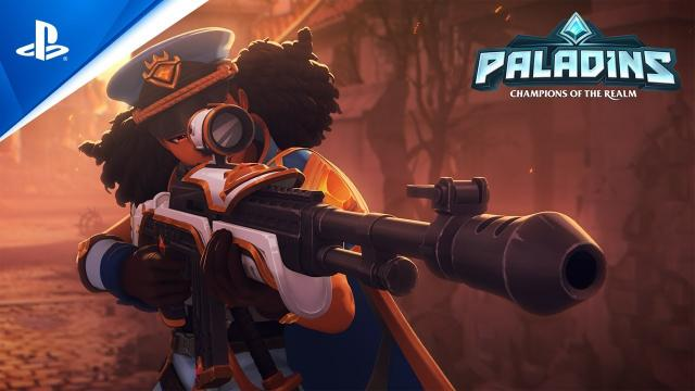 Paladins - Octavia Reveal Trailer | PS4