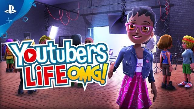 Youtubers Life OMG! - Celebration Trailer | PS4