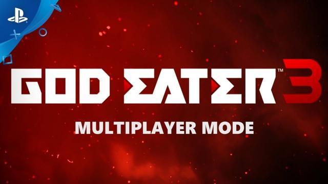 God Eater 3 - Multiplayer Trailer | PS4