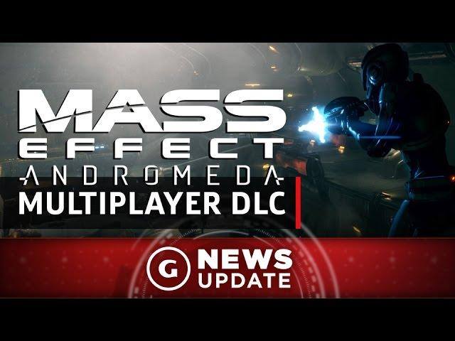 Mass Effect Andromeda Getting Free Multiplayer DLC Maps - GS News Update