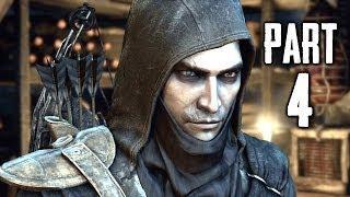 Thief Gameplay Walkthrough Part 4 - Weapon Upgrades (PS4 XBOX ONE)