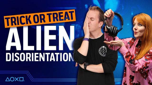 Trick or Treat - In Alien: Isolation, No One Can Hear Nath Scream...