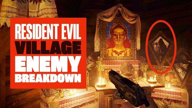 Resident Evil Village Enemy Breakdown - RESIDENT EVIL VILLAGE NEW GAMEPLAY