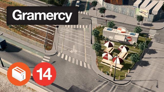 Cities Skylines: Gramercy   Episode 14 - Hipster Coffee Joint