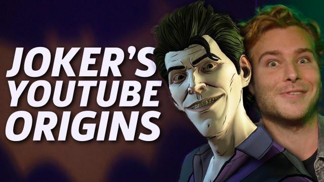 YouTube To Voice Acting - The Origins Of Telltale Batman's Joker