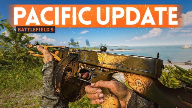 Battlefield 5 Pacific: 3 NEW FEATURES Coming ???? Private Games, Tank Body Customization & 32v32 Mod