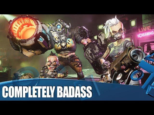 Borderlands 3 - 5 Reasons It's Completely Badass