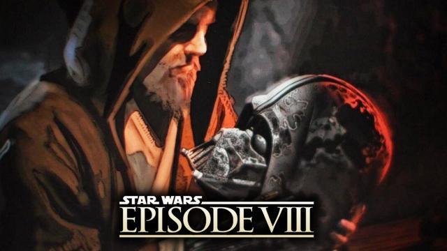 Star Wars Episode 8  - LUKE SKYWALKER'S NEW FORCE POWERS!