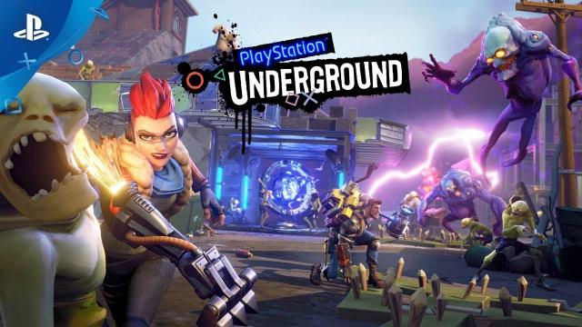 Fortnite - PS4 Gameplay | PlayStation Underground