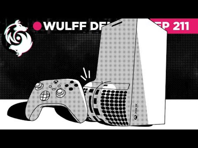 A look at the Xbox Series X's Backside (‿|‿) - WDL Ep 211