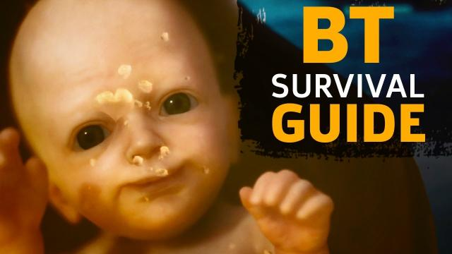 Death Stranding BT Survival Guide
