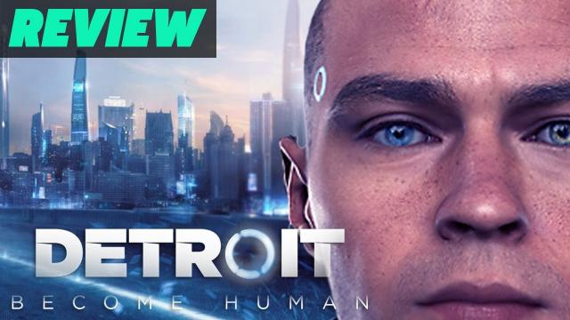 Detroit: Become Human Video Review