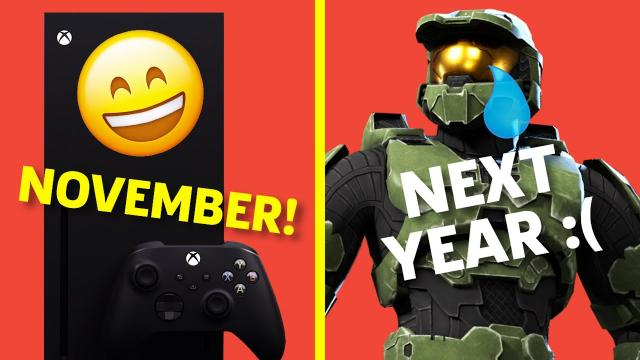 Xbox Series X Launches In November, Halo Infinite Delayed | Save State